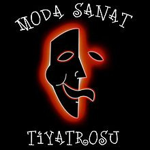 Moda Sanat Tiyatrosu logo